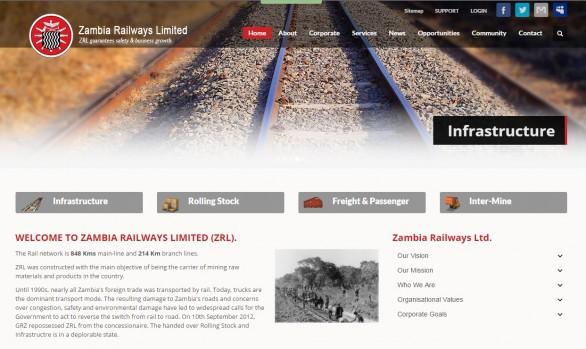 Zambia Railways Ltd